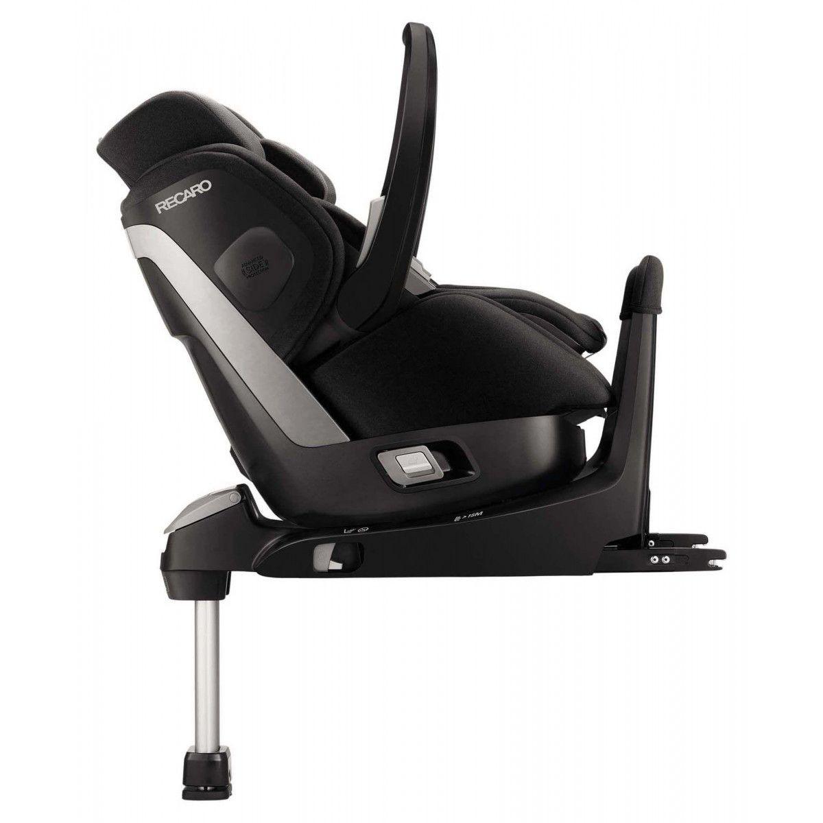 recaro zero 1 elite performance black m babystol i size. Black Bedroom Furniture Sets. Home Design Ideas