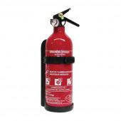 Brandslukker m/Manometer skum 1 kg.