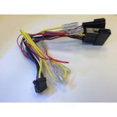 Alpine strømkabel til CDE98XX SORT CDE111+112