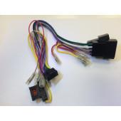 Alpine strømkabel til IDA-X100-300-305