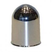 Anhængerknop blank metalliseret