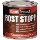 CorroProtect Rust Stop Maling (Farve: Rødbrun)