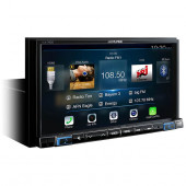 "Alpine ILX-702D 2-DIN 7"" Apple CarPlay"
