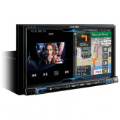 Alpine INE-W710D 2-DIN multimedia navigation