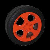 Foliatec Fælgfolie Orange Blank 2X400ml