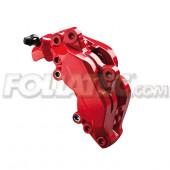 Bremsecaliber maling rød 2Komponent