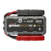 Noco Genius GB70 mini jumpstarter 2000A 12V