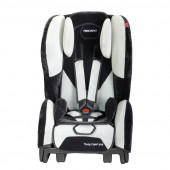 Recaro Young Expert Plus Sort/Sølv Autostol