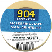 Maskeringstape 19mm - 50m