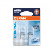 Osram W21W 2 stk 21W