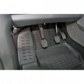 Gummimåtte Sæt Ford C-Max 03-> 4 stk.