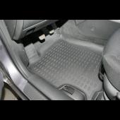 Gummimåtte Sæt Mazda 6 02-07 4 stk
