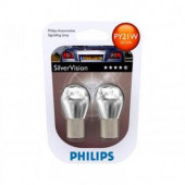 Philips PY21W Silver Vison 12V 21W 2stk