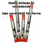 Solfilm Lys Grå 35% 300x76 cm