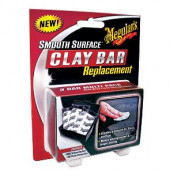 Meguiar's Individual Clay Bar Detailing Clay