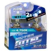 H11 MTEC 4750K 55W 2stk 12V