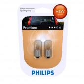 Philips H6W Vision 12V 6W 2 Stk. BAX9S