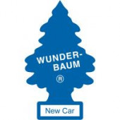Wunderbaum New Car Blå