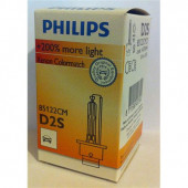 Philips D2S Xenonpære 85V  35W Colormatch +200%
