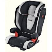 Recaro Monza Seatfix Black/Silver  Autostol 15-36k