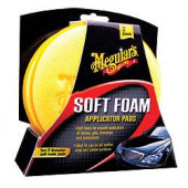 Meguiars Applicator Pad (2er Pack) High Tech