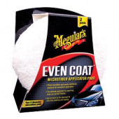 Meguiar's Applicator Pads Even Coat 2stk