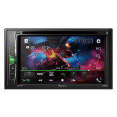 "Pioneer AVH-A210BT 2DIN DVD 6,2"" touch  3xLineout"