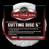 """Meguiar's professional DA microfiber cutting disc 5"""" 2 stk."""
