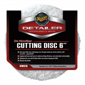 """Meguiar's professional DA microfiber cutting disc 6"""" 2 stk."""
