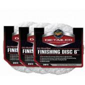 """Meguiar's professional DA microfiber finishing disc 6"""" 2 stk."""