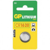 GP Batteri CR1620 3V 1stk