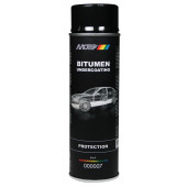 Undervognsbeskyttelse sort spray 500ml Bitumen
