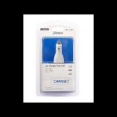 Sinox USB dobbelt udtag 12V 2,1+1A