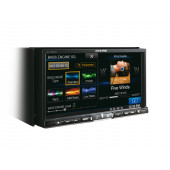 "Alpine INE-W987D navigation & 7"" multimediecenter"