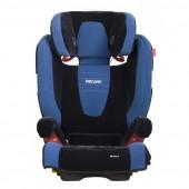 Recaro Monza Nova Seatfix Blå/Sort