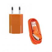 Lader iPhone3/4GS Orange 230V