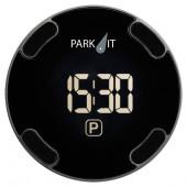Park-IT Elektronisk P-Skive Sort