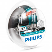 Philips H7 XtremeVision +130% 12V 55W 2-pak  PX26d