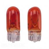 Prism W5W Rød pærer 5W 12V
