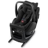 Recaro Zero 1 Elite Performance black m/babystol I-size