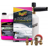 Meguiar's Ultimate Snow Foam Cannon Kit