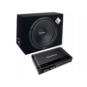 Rockford Fosgate SSK300 mk3 kit 2kanals 12""