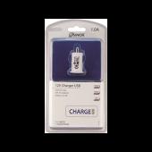 Sinox USB udtag til cigartænder 12V 1A