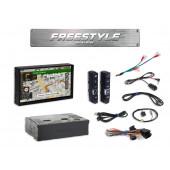 "Alpine Style X901D-F Freestyle 7"""