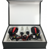 Xenonkit H3 6000K slim ballaster