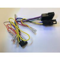 Alpine strømkabel til CDA9851+47  (SORT)