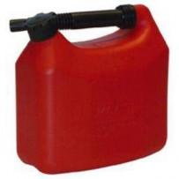 Dunk 5 ltr. Benzin og Diesel rød