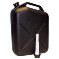 Dunk 25 ltr. Benzin og Diesel sort