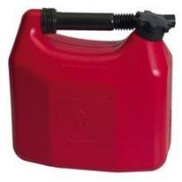 Dunk 5 ltr. Benzin og Diesel rød m/helstøbt flextu