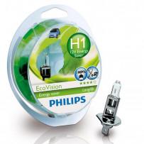 Philips H1 ECOVISION 12V 55W 2pak